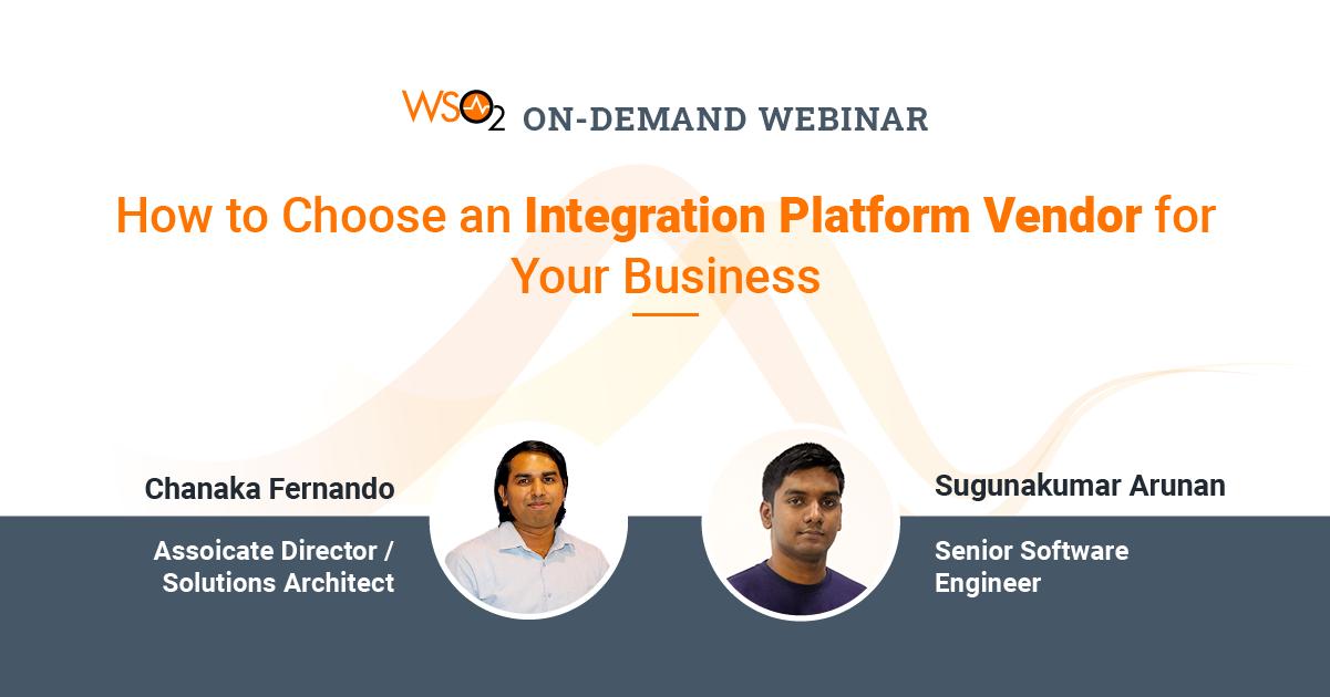 How to Choose an Integration Platform Vendor for Your Business