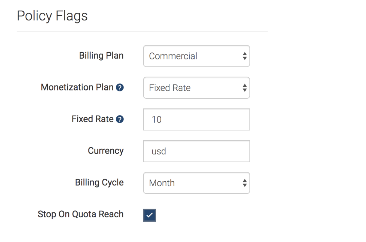 Creating a subscription-based billing plan on WSO2 API Manager