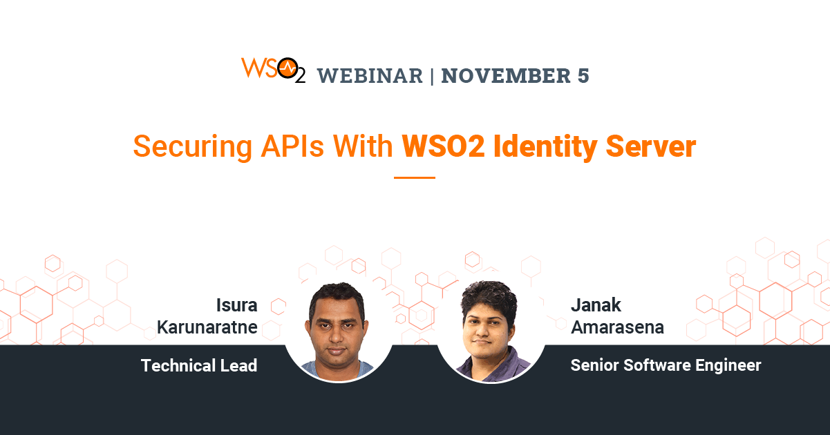 Securing APIs With WSO2 Identity Server