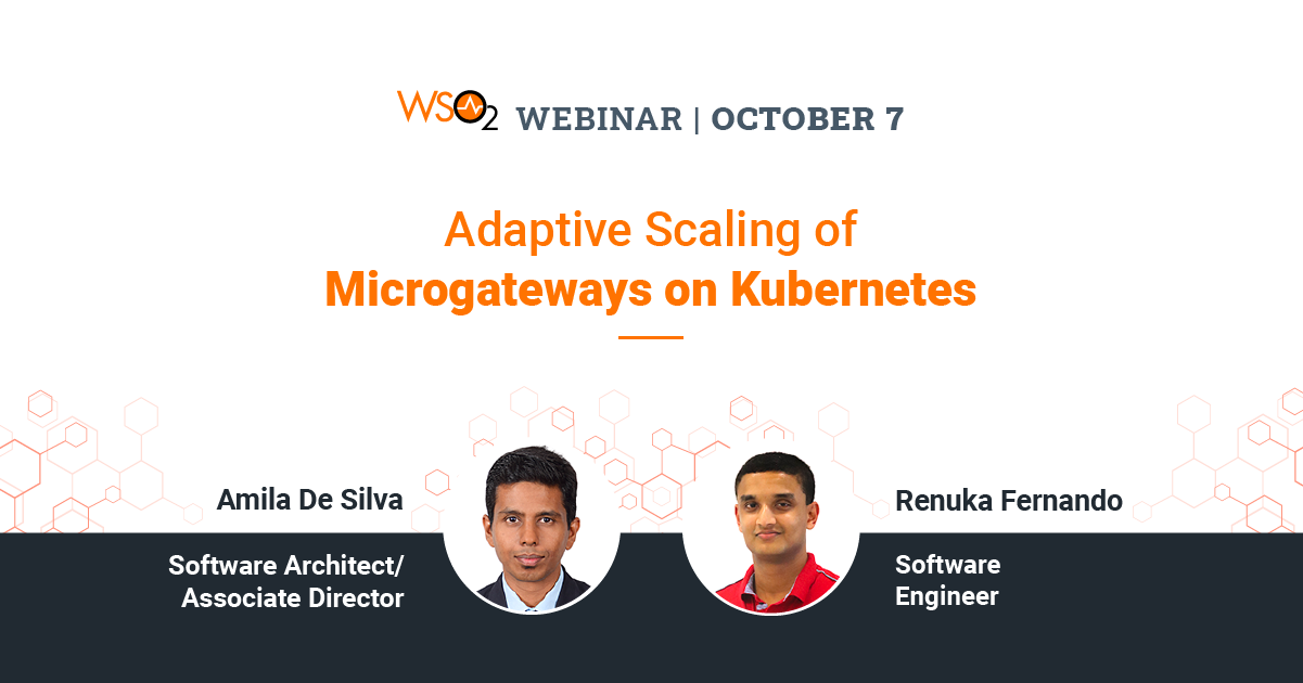 Adaptive Scaling of Microgateways on Kubernetes