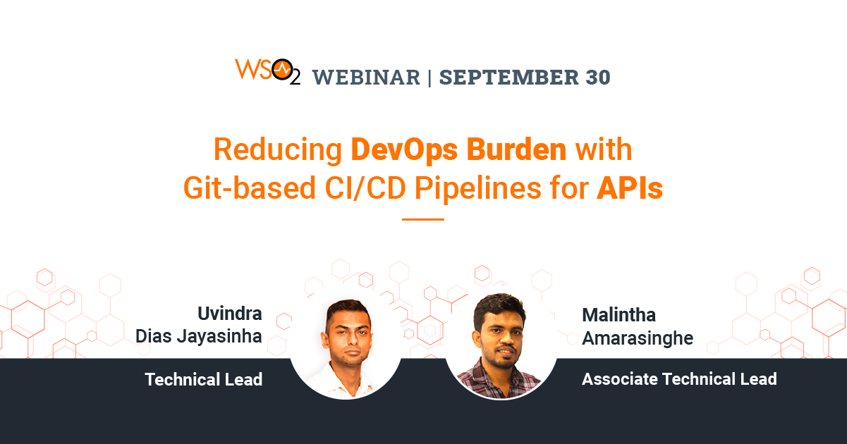 Reducing DevOps Burden with Git-based CI/CD Pipelines for APIs