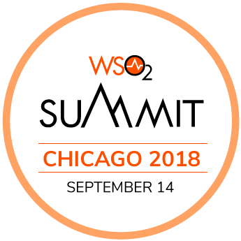 WSO2 Summit Chicago 2018