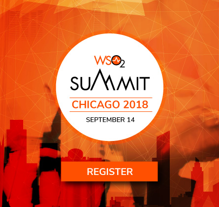 WSO2 Summit Chicago