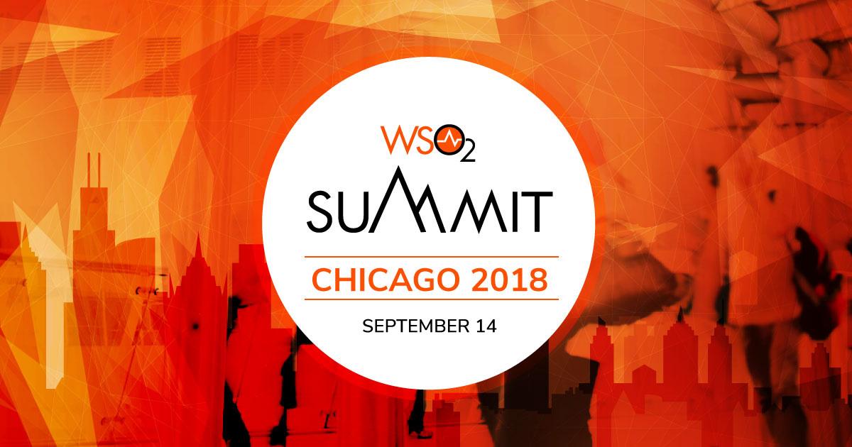 WSO2 Summit Chicago 2018